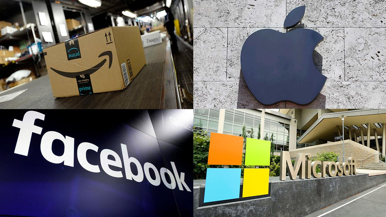 """Elevations Partners Co-Founder Roger McNamee and """"WSJ at Large"""" host Gerry Baker discuss whether power and influence of Big Tech in our daily lives is evident."""