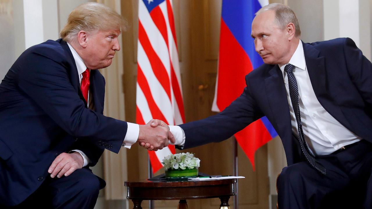 Fox News Strategic analyst Gen. Jack Keane (Ret.) on President Trump's meeting with Russian President Vladimir Putin at the G20 Summit.