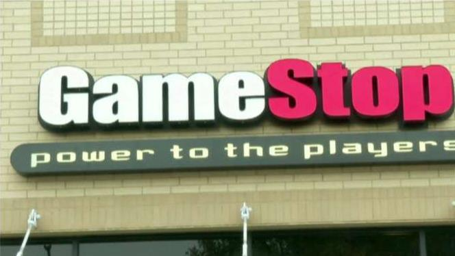 FBN's Cheryl Casone on the drop in GameStop shares after the company's first-quarter results.