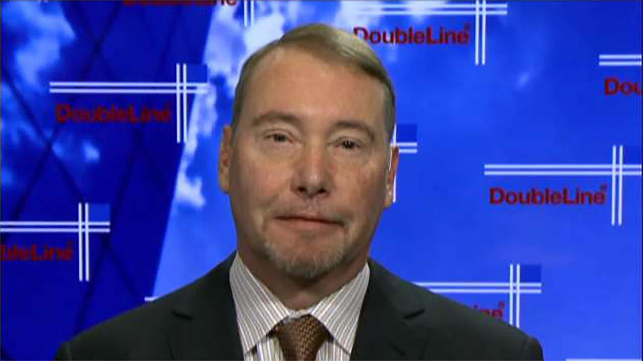 DoubleLine Capital CEO Jeffrey Gundlach on Federal Reserve policy the U.S. economic outlook, President Trump and former Vice President Joe Biden.