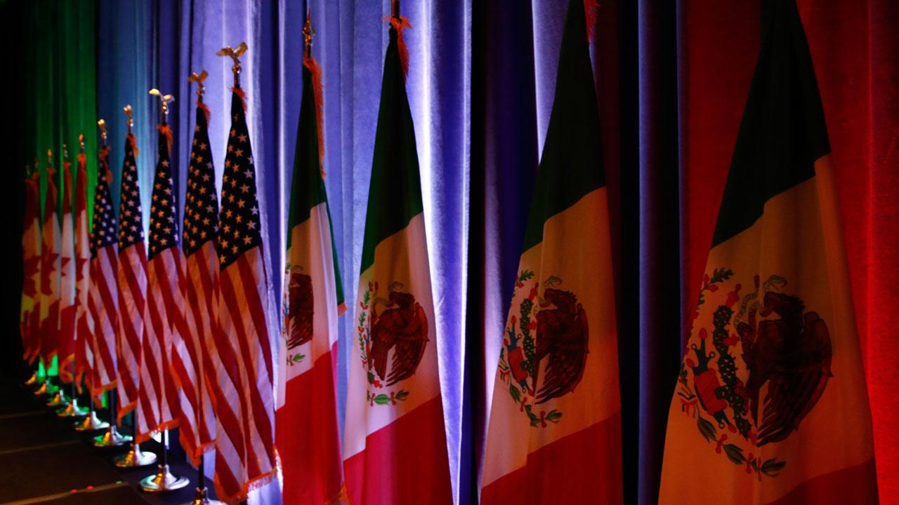 FOX Business' Melissa Francis reports that the Mexican Senate voted to ratify the USMCA trade agreement.