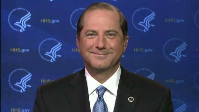 Health and Human Services Secretary Alex Azar on efforts to rein in drug prices and the Trump administration's 'Pledge to America's Workers.'