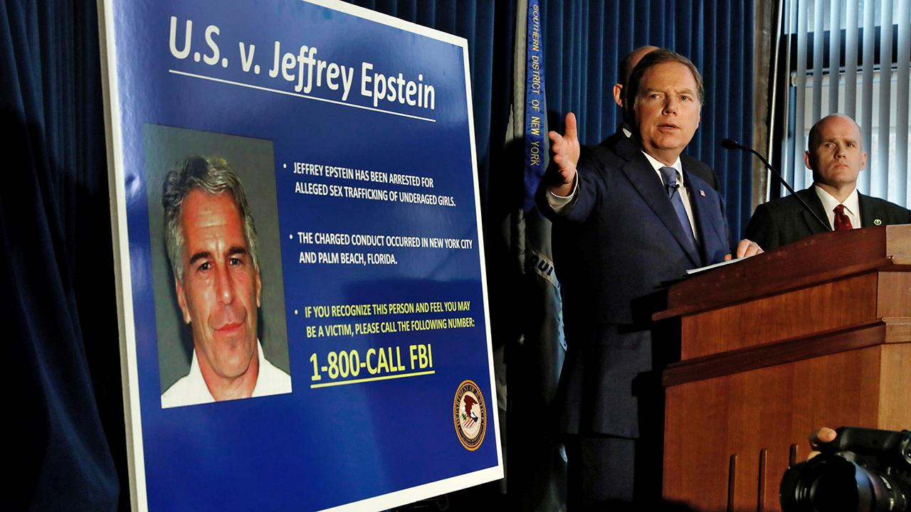 Epstein fallout: Top Dems demand Acosta resign from Labor Dept.