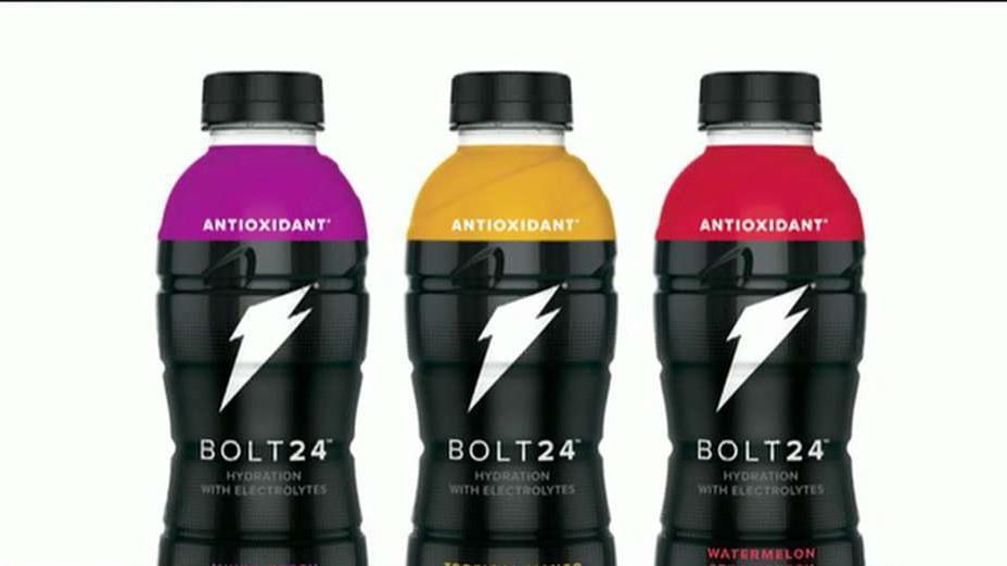 Gatorade Senior Vice President Brett O'Brien on how the company's new drink, Bolt24, benefits athletes.