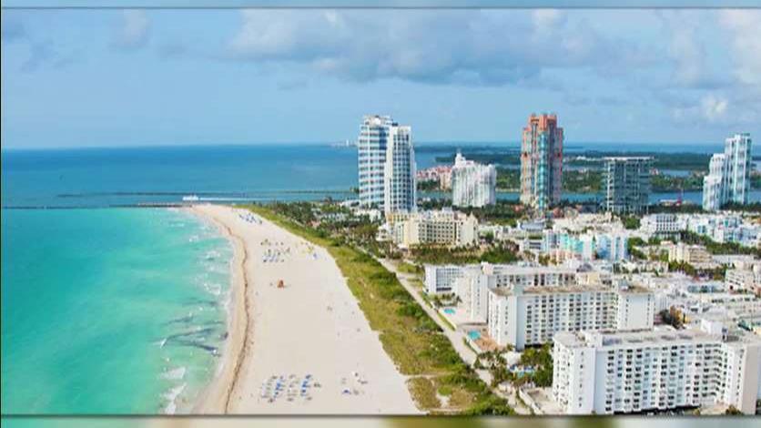 Miami Beach Mayor Dan Gelber on the city's surging popularity.