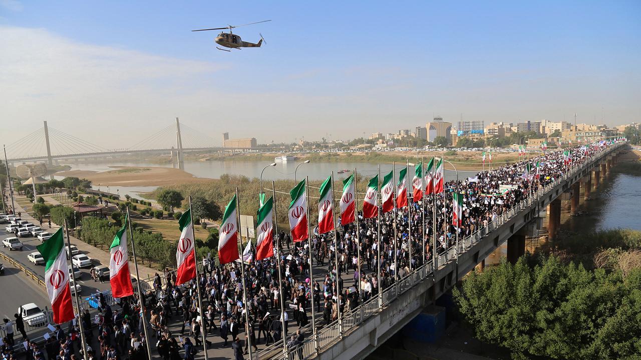 Trump denies Iran report that arrested Iranians were CIA spies