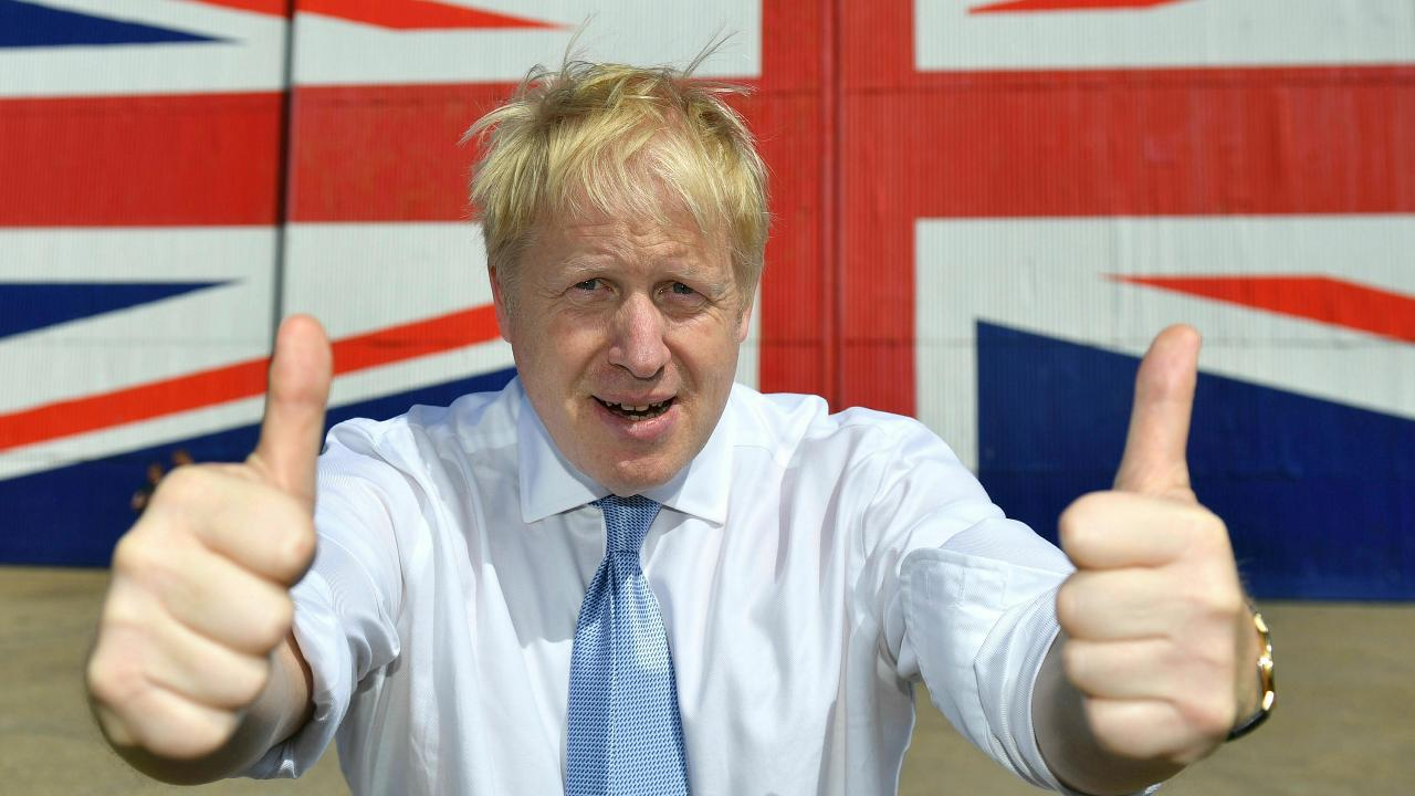 The Heritage Foundation's Nile Gardiner on Boris Johnson succeeding Theresa May as Prime Minister in Britain and how Johnson will handle issues such as Brexit and Iran.