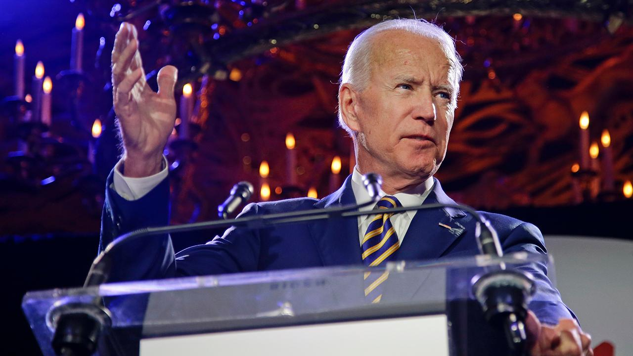 Former Vice President Joe Biden releases his 2016-2018 tax returns.