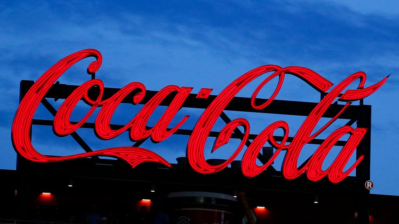 Fox Business Briefs: Soft drink giant Coca-Cola sees net revenue rise six percent during the second quarter while sales rose three percent. GNC says it will close up to nine-hundred stores by 2020, nearly half of the company's mall locations in the U.S.