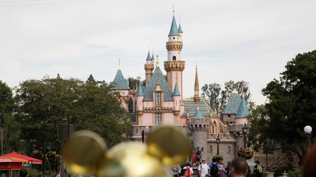 FBN's Cheryl Casone on reports Disney is tracking visitors to its theme parks in an effort to increase park capacity and reduce wait times.