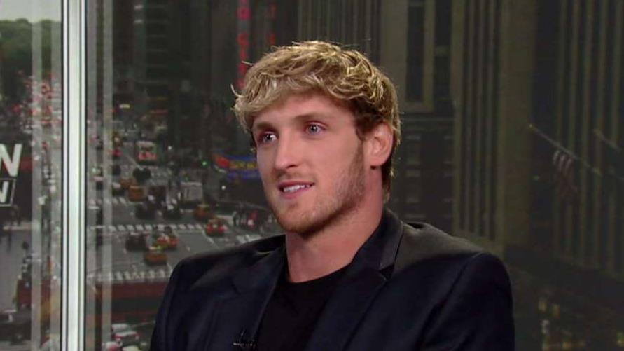"FOX Business' Liz Claman talks to ""Impaulsive"" podcast host Logan Paul about his Facebook account, why he prefers YouTube over other outlets, the outrage over the ""Suicide Forest"" video and his fight with KSI."