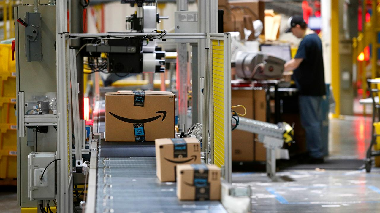 Moody's retail analyst Charlie O'Shea discusses his outlook for Amazon.
