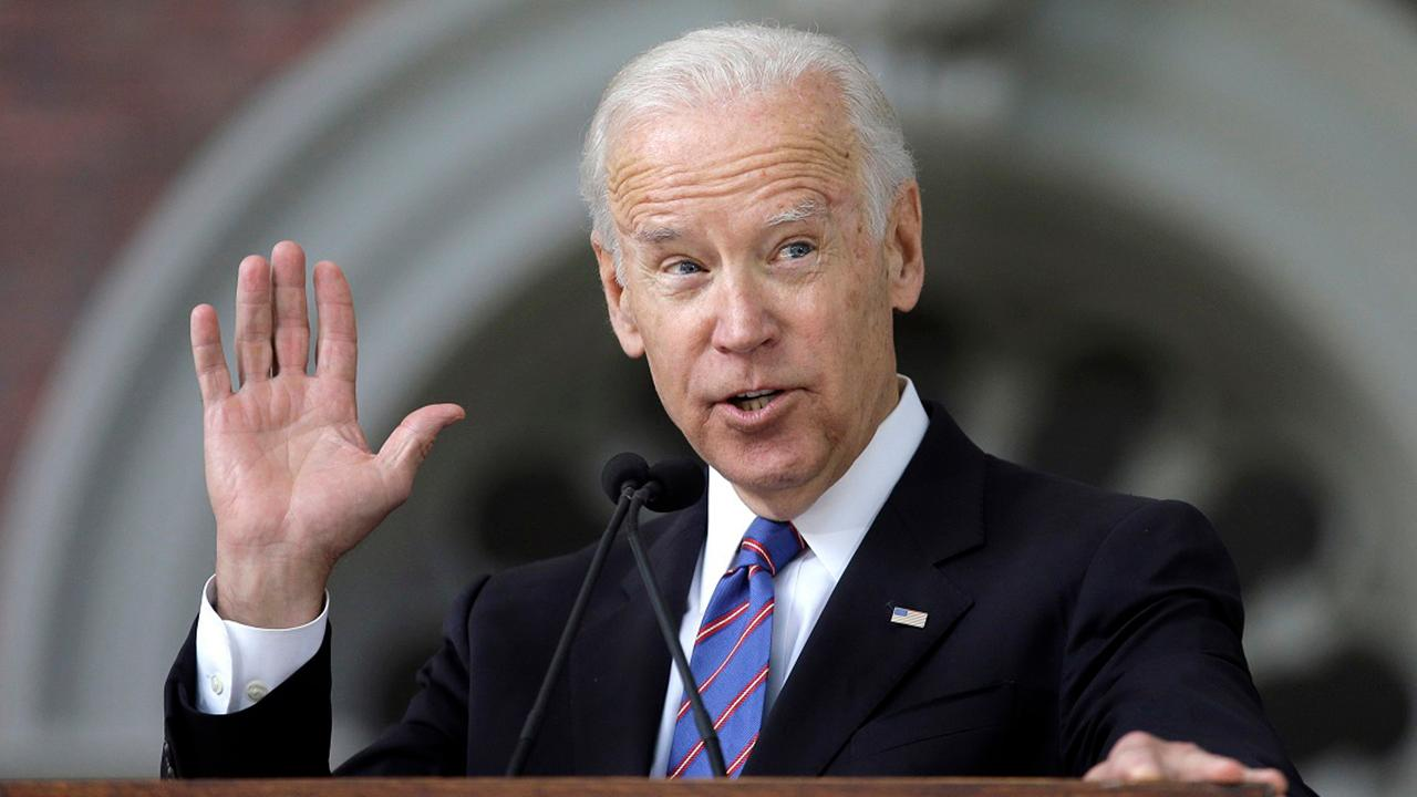 FoxNew.com columnist Liz Peek, Kaltbaum Capital Management President Gary Kaltbaum, FOX Business' Kristina Partsinevelos and Capitalist Pig Hedge Fund's Jonathan Hoenig on how former Vice President Joe Biden used a tax loophole to save as much as $500K.