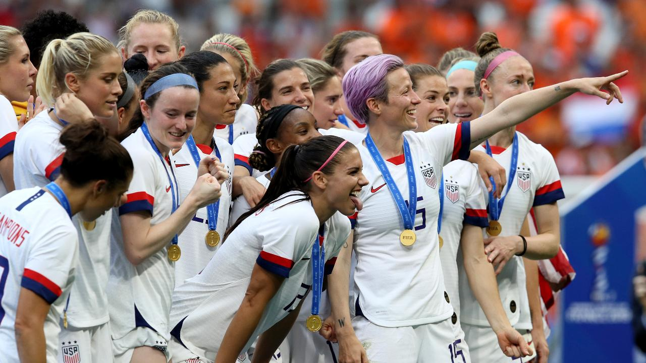 GOPAC Chairman David Avella on Democratic lawmakers getting behind the U.S. Women's National Team's legal fight for equal pay.