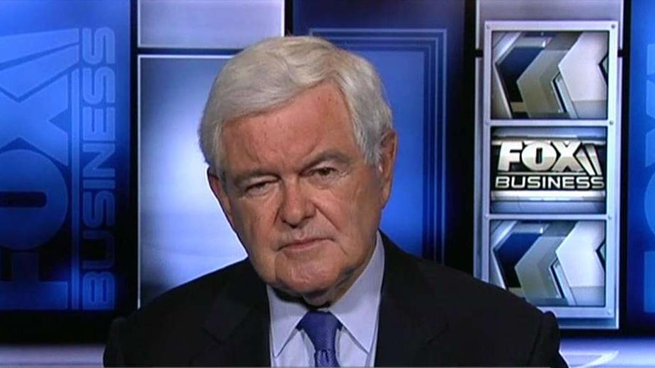 Fox News contributor Newt Gingrich on President Trump's upcoming meeting with the emir of Qatar.