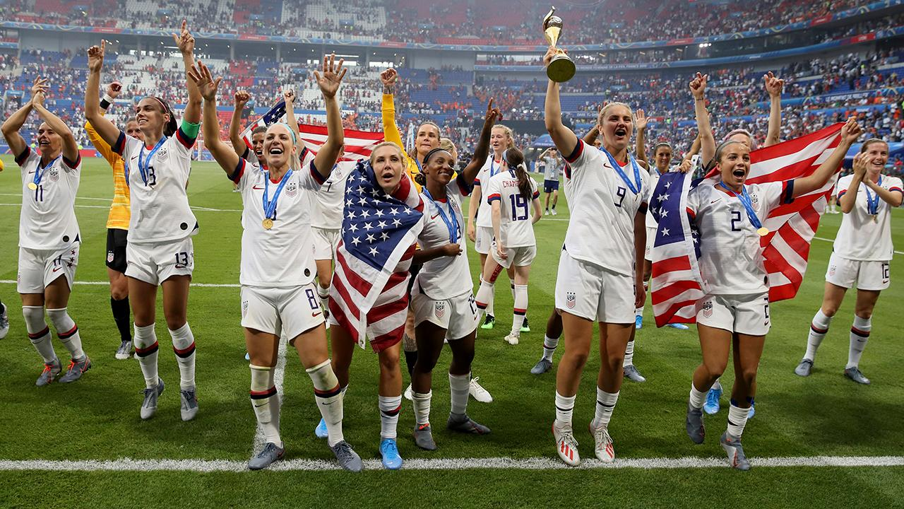 Morning Business Outlook: Secret deodorant donates $529,000 to the U.S. Women's National Team Players Association to help close the pay gap; Amazon Prime members can save money on thousands of items for the company's annual sale.