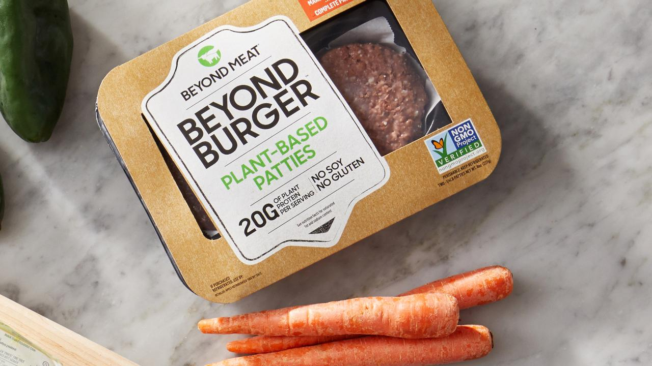 Registered dietitian Mia Syn on the growing popularity of plant-based meats.