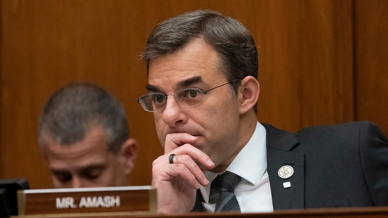 Rep. Justin Amash (I-Mich.) on why the Democratic Party should begin impeachment hearings against President Trump.