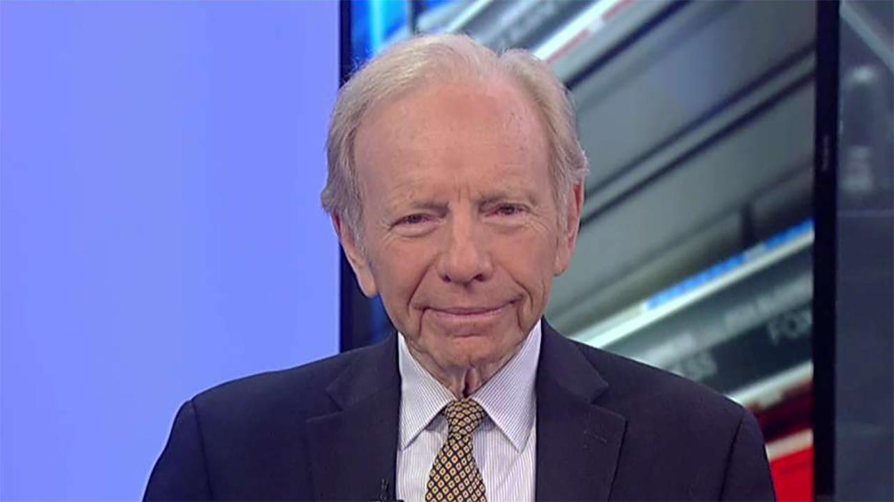 Former Sen. Joe Lieberman, I-Ct., on incoming British Prime Minister Boris Johnson's impact on the future of Brexit, U.S. tensions with Iran, Sen. Elizabeth Warren introducing a bill to cancel student loan debt and America's rising debt.