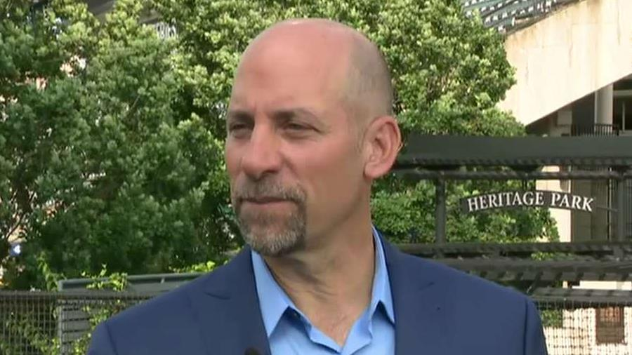 FOX Business' Connell McShane interviews Hall of Fame pitcher John Smoltz ahead of the 2019 All-Star Game.