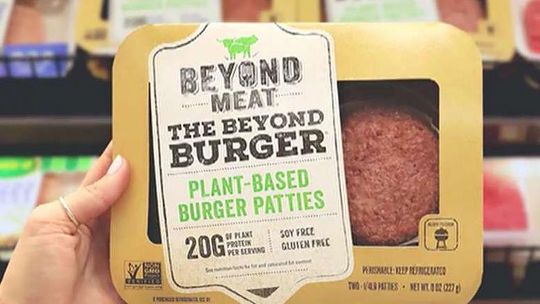 Beyond Meat, the plant-based-burger company, is reportedly looking to offer an alternative to bacon and steak.