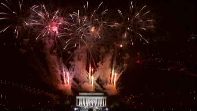 Fireworks by Grucci Business Development Director Scott Cooper on the company's big plans for the 4th of July fireworks display in Washington, D.C.