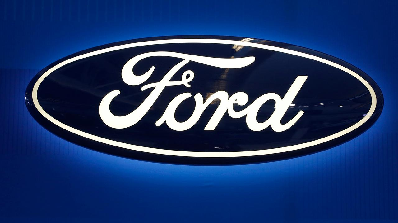 FOX Business' Jeff Flock reports on Ford's second-quarter earnings.