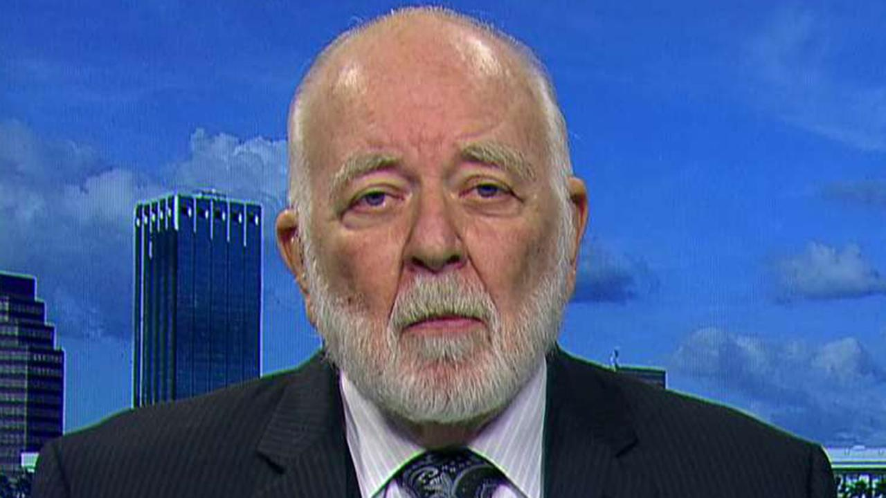 Rafferty Capital Markets chief financial strategist Dick Bove discusses bank earnings.