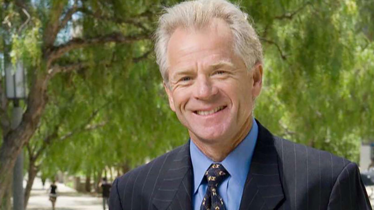 White House trade adviser Peter Navarro discusses how the Universal Postal Union is negatively affecting America's trade position with China, the benefits of opportunity zones and why the Fed is to blame for holding back the Trump economy.