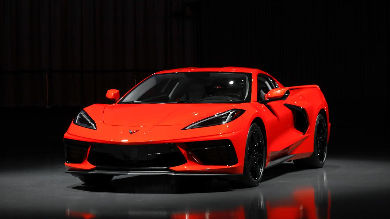 The Car Coach Lauren Fix on General Motors unveiling the new Corvette, Tesla's sales and the outlook for electric cars.