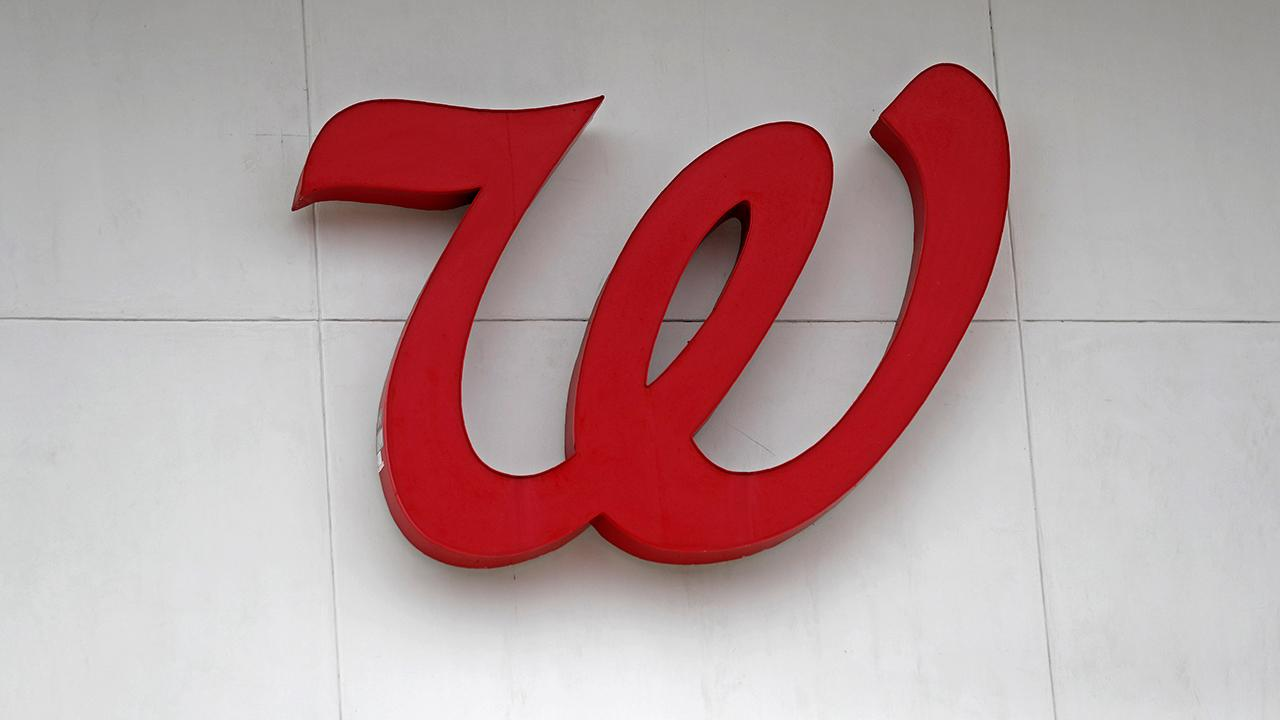 Philadelphia police have released surveillance video showing teenagers storming a Walgreens store.
