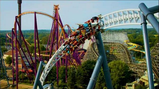 Six Flags CEO Jim Reid-Anderson on second-quarter results, the impact of the company's membership program, growth internationally and the need for the company to continue innovating.