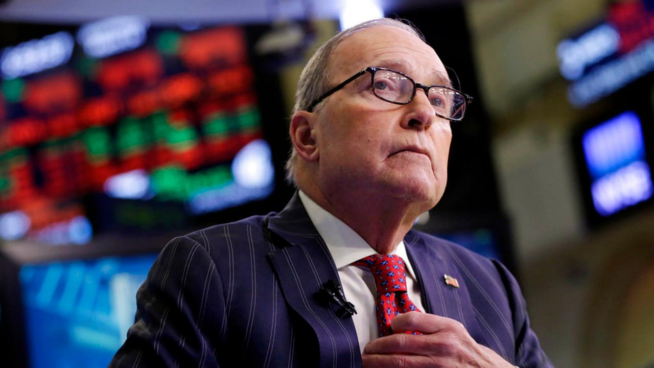 National Economic Council Director Larry Kudlow on the recent decline in economic growth and the Federal Reserve's rate hikes.