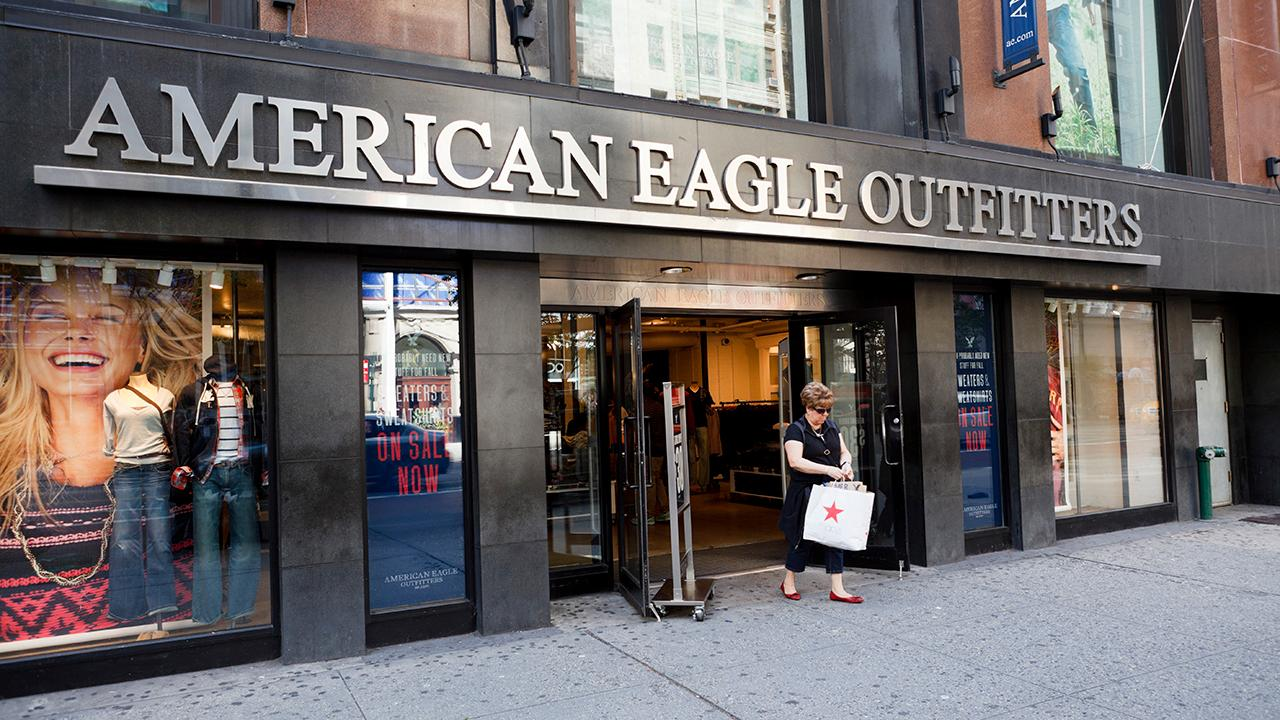 "Capitalist Pig Hedge Fund's Jonathan Hoenig, River Twice Capital President Zachary Karabell, Kaltbaum Capital Management President Gary Kaltbaum and 1 Empire Group's John Burnett discuss how American Eagle will soon offer customers ""buy now, pay later"" services."