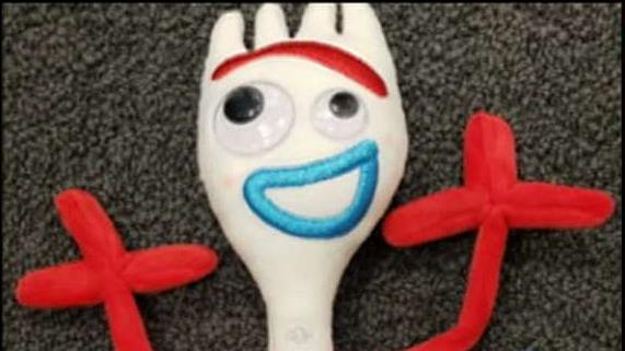 FBN's Cheryl Casone on Disney recalling its plush Forky toy over concerns over a potential choking hazard.