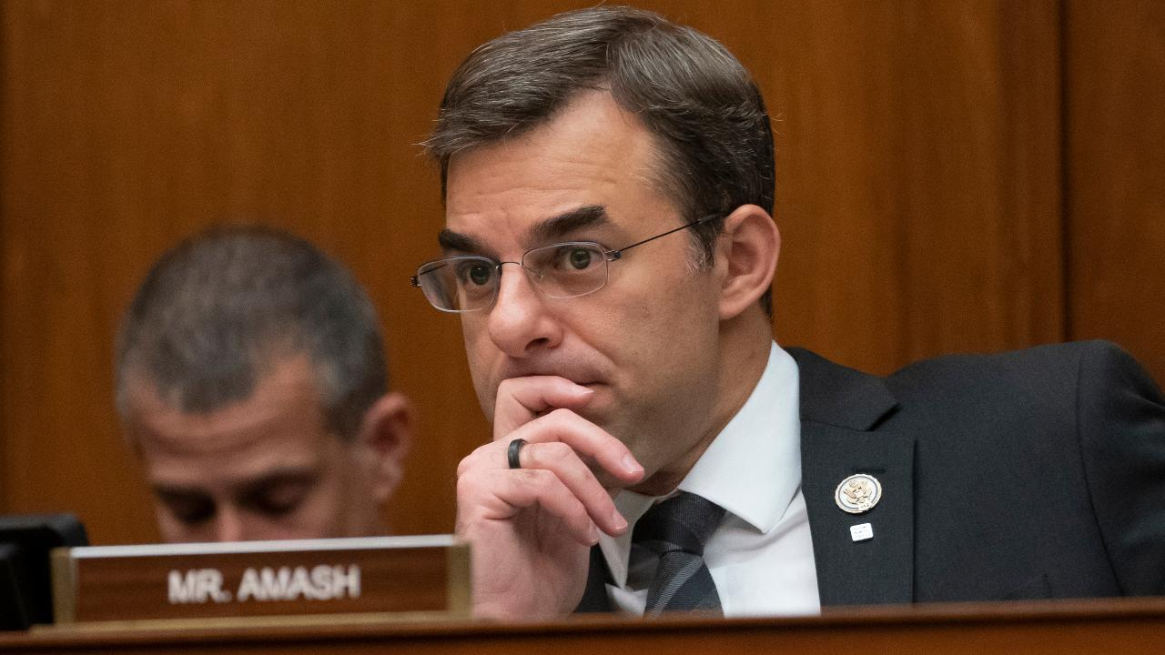 Rep. Justin Amash explains why he left the Republican Party.