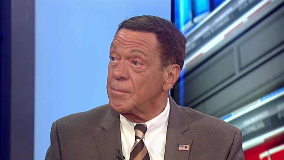 Joe Piscopo on President Trump's fundraiser in New Jersey and people leaving states such as New Jersey over high taxes.