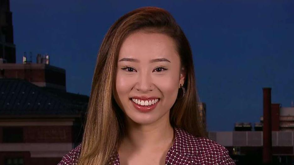 FOX Business' Trish Regan talks to Kathy Zhu about why she was stripped of her Miss Michigan title.