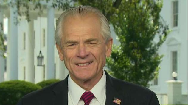 President Trump's Trade Policy Director Peter Navarro on the administration's goals in respect to China trade negotiations.