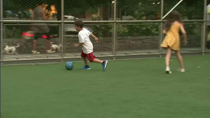 Sports reporter Mike Gunzelman on reports the amount of kids playing sports is dramatically decreasing due to the costs.