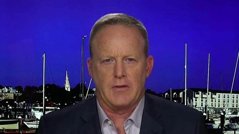 Sean Spicer, Former White House Press Secretary, explains the impact current economic changes will have on the 2020 election.