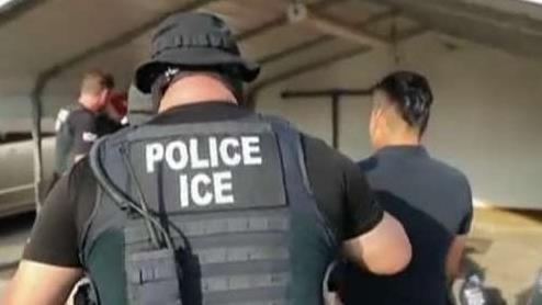 Mike Hurst, U.S. Attorney for the Southern District of Mississippi, reacts to the criticism behind the ICE enforcement operation that resulted in the detainment of 600 illegal aliens.