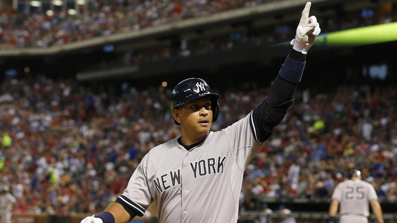 Here's one way baseball legend Alex Rodriguez thinks the music world can bring more entertainment to America's favorite pastime.