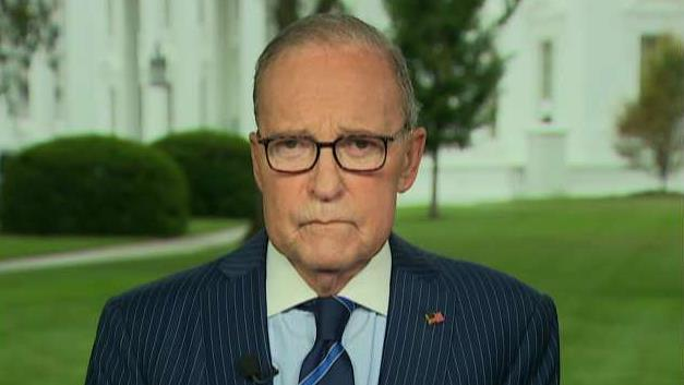 National Economic Council Director Larry Kudlow on trade negotiations with China, the Federal Reserve, the July jobs report and the U.S. economic outlook.
