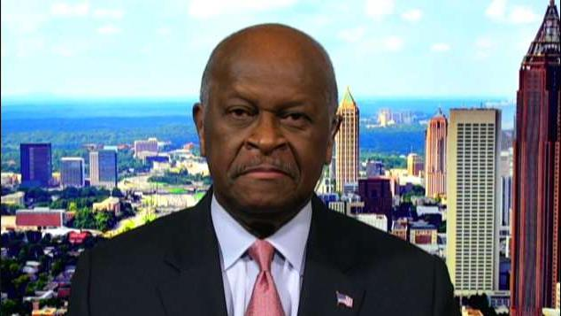 Former Republican presidential candidate Herman Cain on the state of the economy, U.S. trade talks with China, the impact of the economy on President Trump's reelection efforts and the NFL partnering with Jay-Z on entertainment and social justice issues.