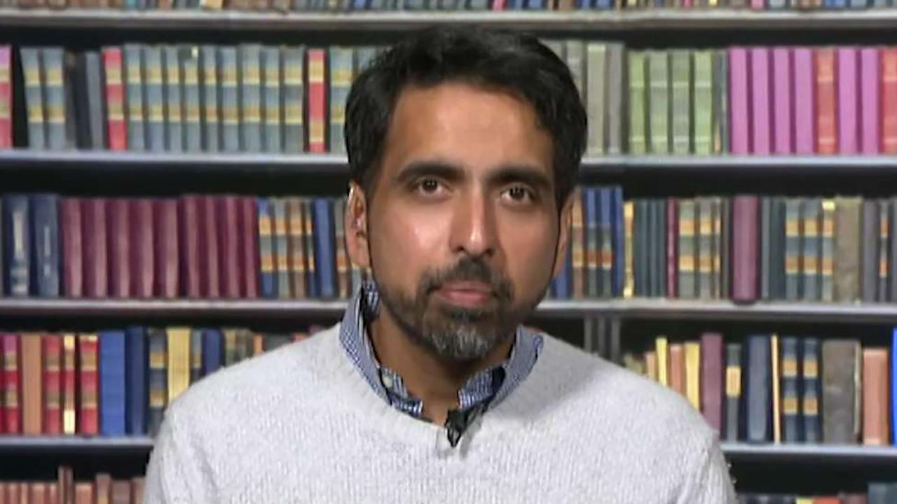Khan Academy CEO Sal Khan gives his take on the U.S. educational system.