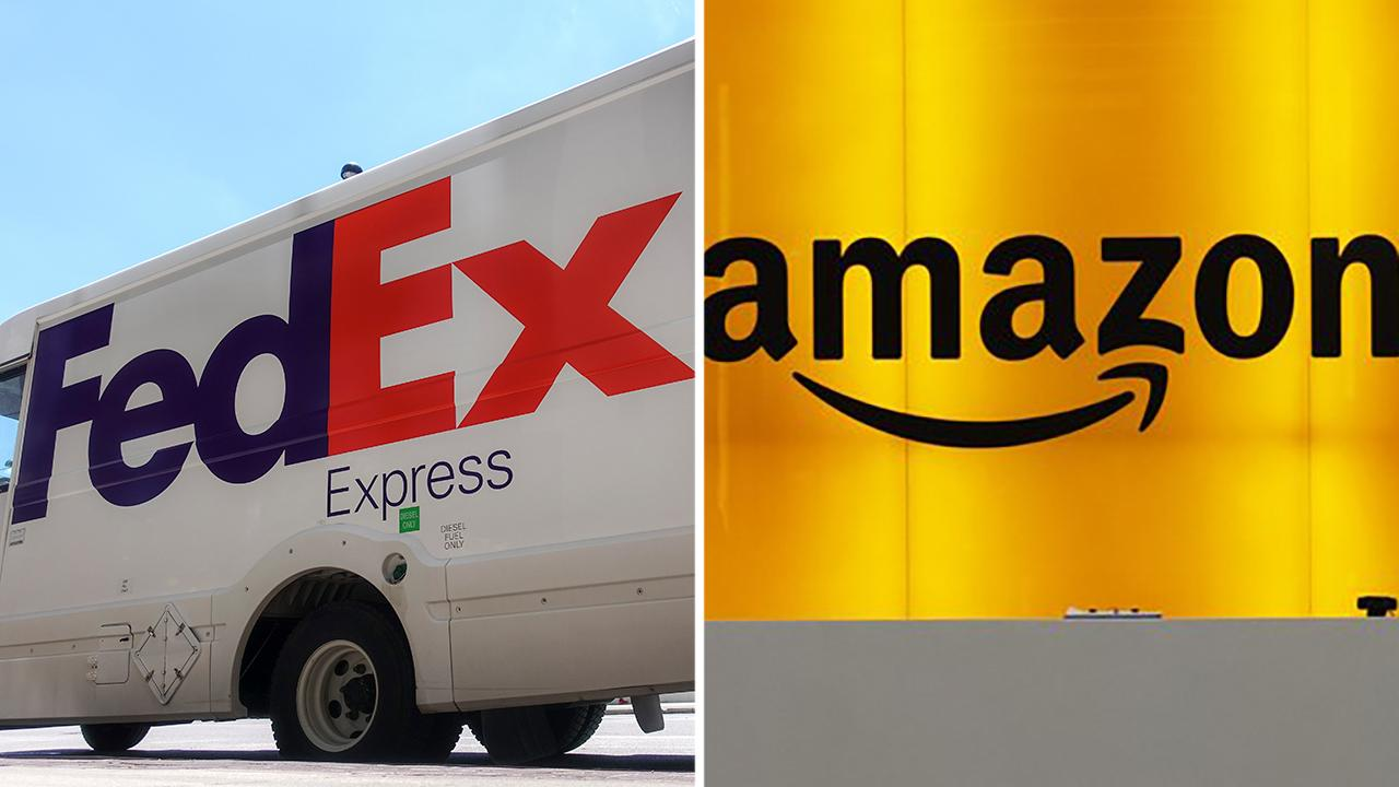 Morning Business Outlook: FedEx announces it will let its ground delivery contract with Amazon expire at the end of the month; Subway becomes the latest restaurant chain to team up with Beyond Meat, creating a meatless meatball sub.