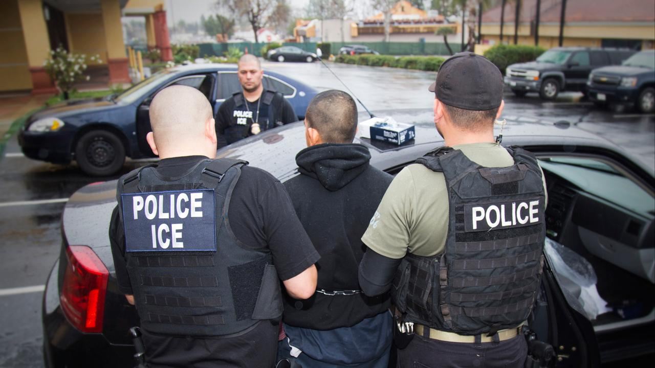 Fox New's Rick Leventhal on the fallout from the ICE raids in Mississippi.