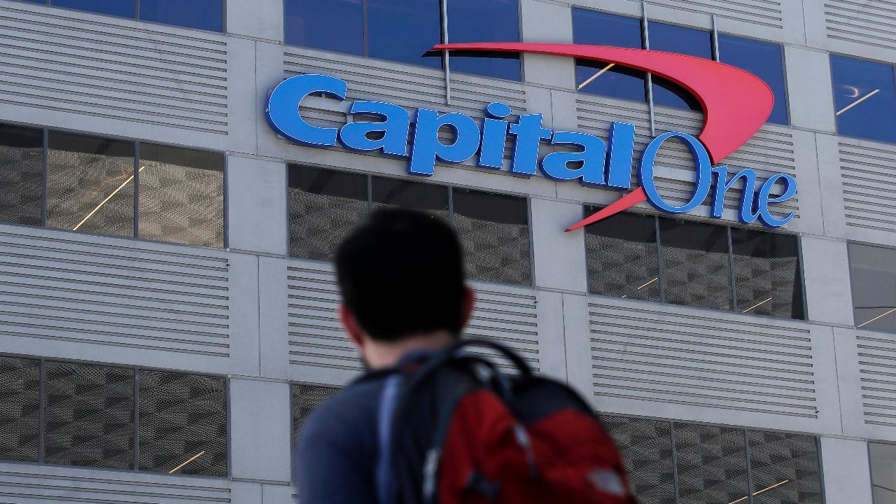 Fox News Headlines 24/7 anchor Brett Larson on the fallout from the Capital One data breach and the bank's response to the hacking.