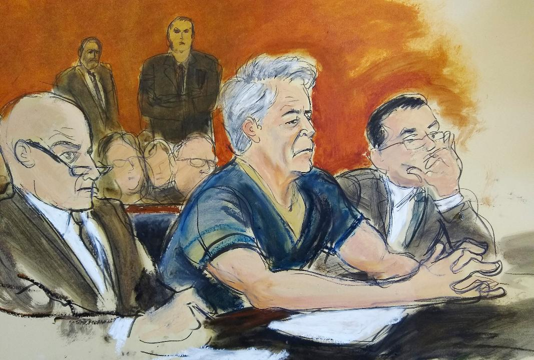 Fox News senior judicial analyst Judge Andrew Napolitano discusses how billionaire Leslie Wexner accused Jeffrey Epstein of misappropriating millions of dollars from him.
